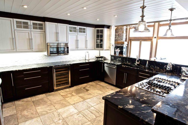 custom built cottage - kitchen 2