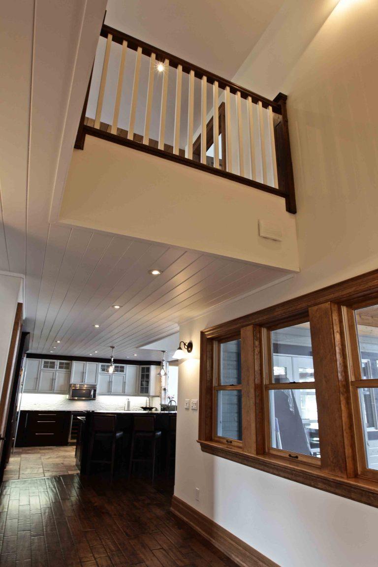 custom built cottage - 2nd floor