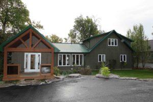 interior renovation - exterior