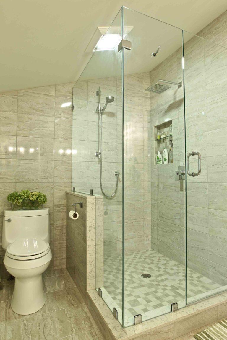 interior renovation - shower