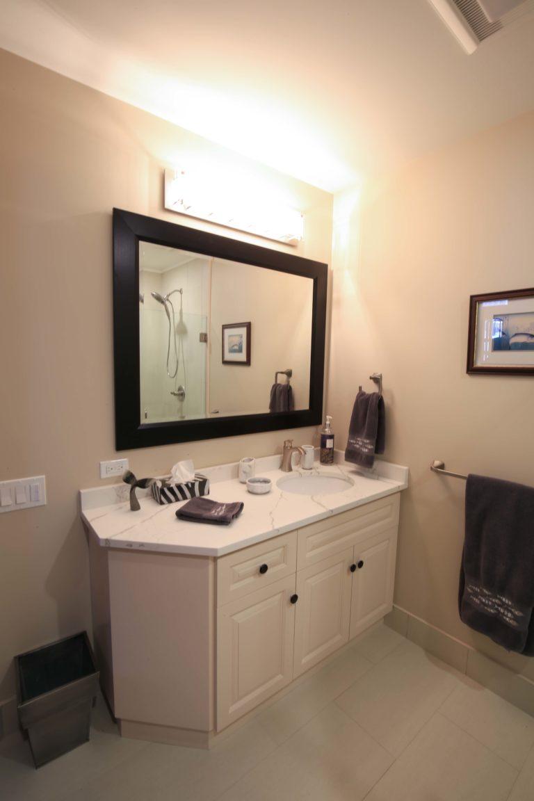 Clear Lake Bathroom Renovation - 3rd Bathroom