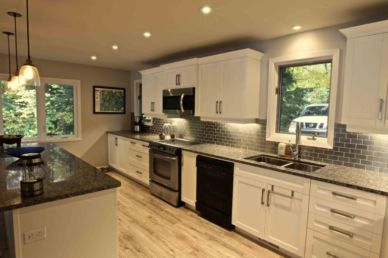 home renovation - kitchen cabinetry