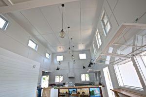 Juniper Island Store Rebuild - Store Front Counter 2