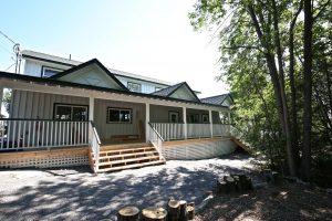 Juniper Island Store Rebuild - Back Porch 2