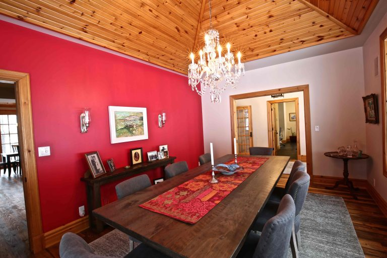 Buckhorn Cottage Renovation - Formal Dining Room