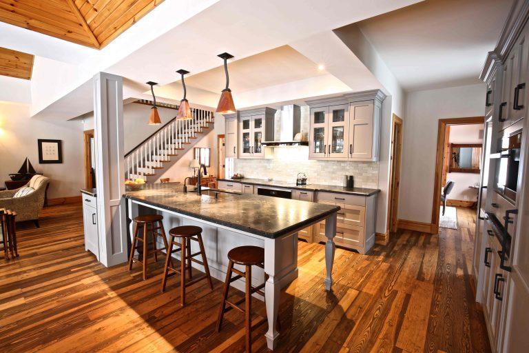 Buckhorn Cottage Renovation - Kitchen