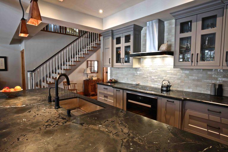 Buckhorn Cottage Renovation - Kitchen Countertop