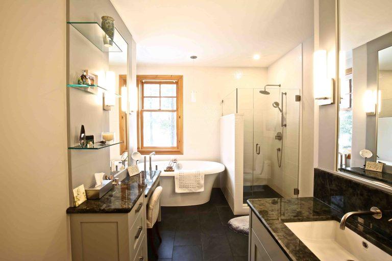 Buckhorn Cottage Renovation - Bathroom