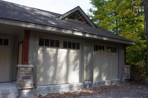 Buckhorn Garage - From Driveway