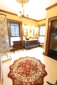 Lakefield Bathroom Renovation - Gorgeous Rug