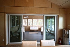 custom stoney lake cottage - Screened-In Porch