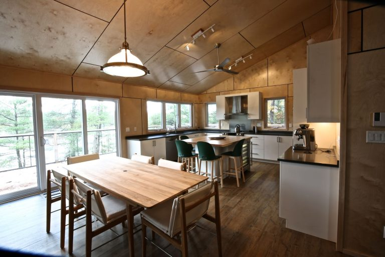 custom stoney lake cottage - Kitchen