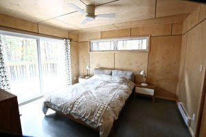 custom stoney lake cottage - Bedroom