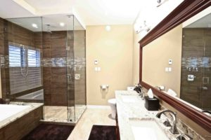 Master Bathroom Renovation 1