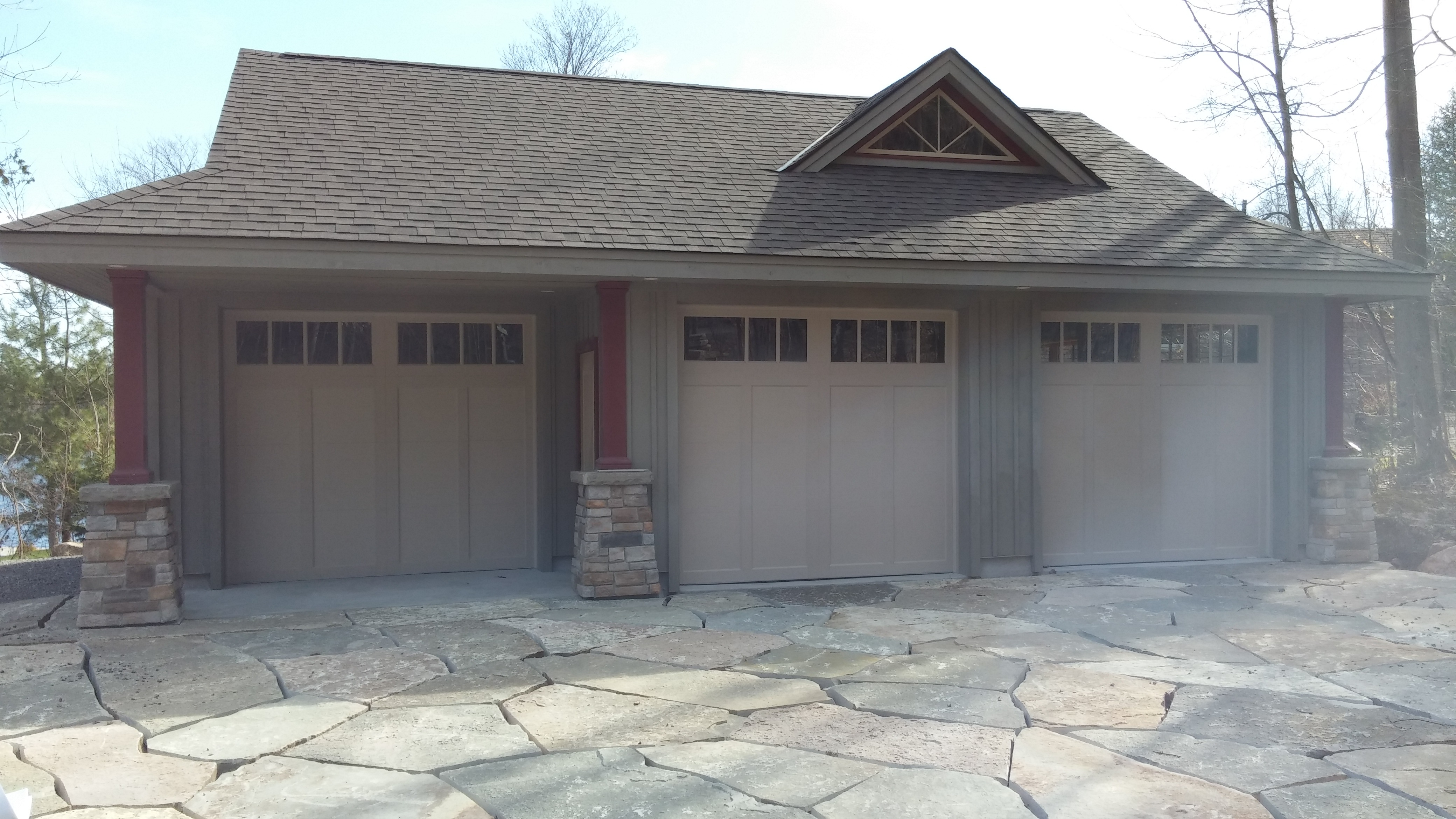 Modern functional garages increasingly in demand throughout