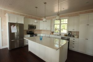 stoney lake custom cottage build-kitchen 2