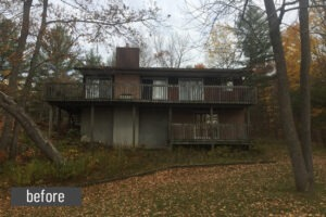 Spec House-Exterior-Before