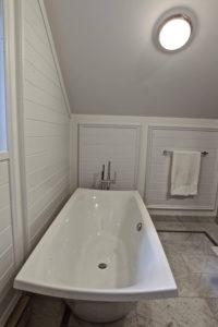 Stoney Lake Bathroom Renovation - Tub View