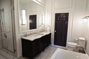 Stoney Lake Bathroom Renovation - Vanity