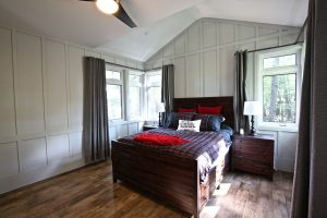 Custom Built Island Cottage - Bedroom