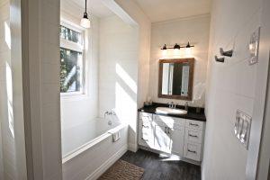 Custom Built Island Cottage - Bathroom