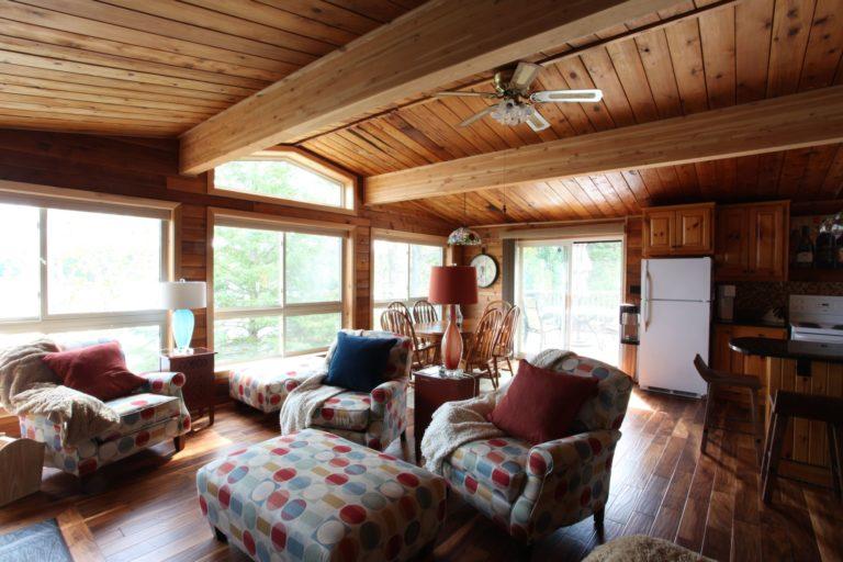 Cottage Renovation - Big Cedar Lake 11