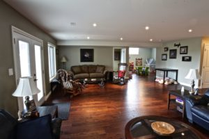 Custom Home Lakefield - Walk Out Basement