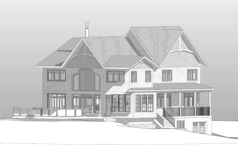 Home Rebuild Concept