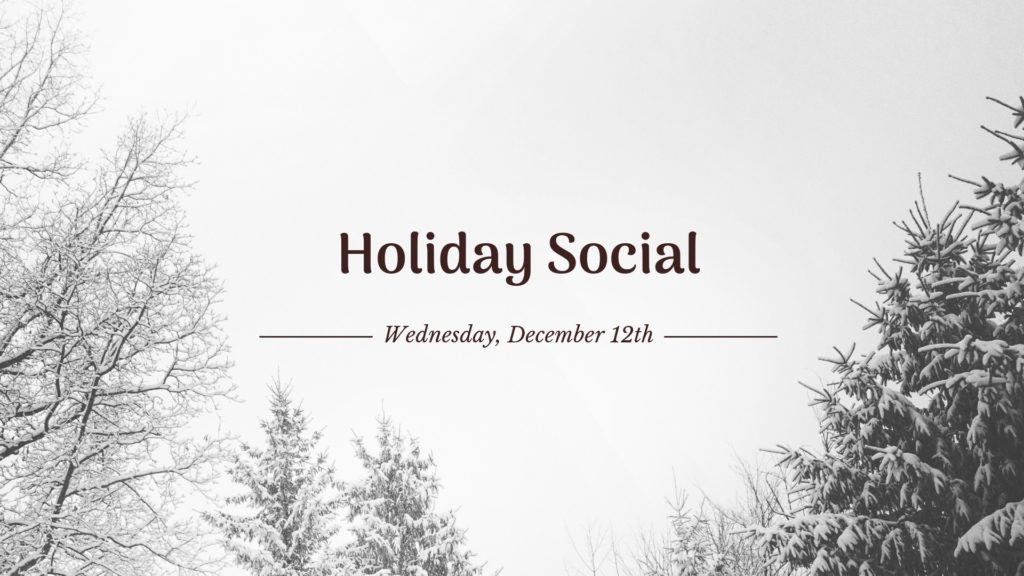 KLC Holiday Social 2018