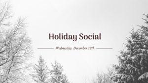 KLC Holiday Social 2018