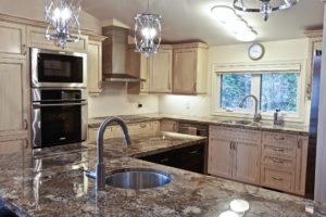 Stoney Lake Kitchen Renovation - 1