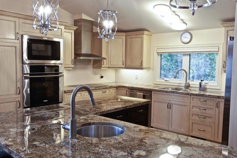 Stoney Lake Kitchen Renovation - 1