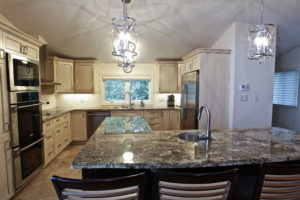 Stoney Lake Kitchen Renovation - 2