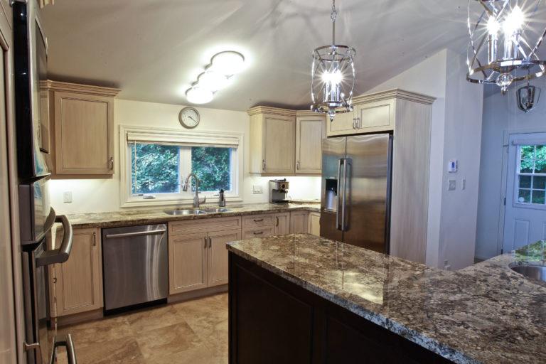 Stoney Lake Kitchen Renovation - 3