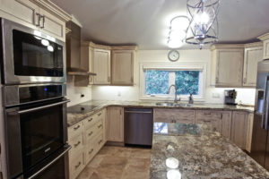 Stoney Lake Kitchen Renovation - 4