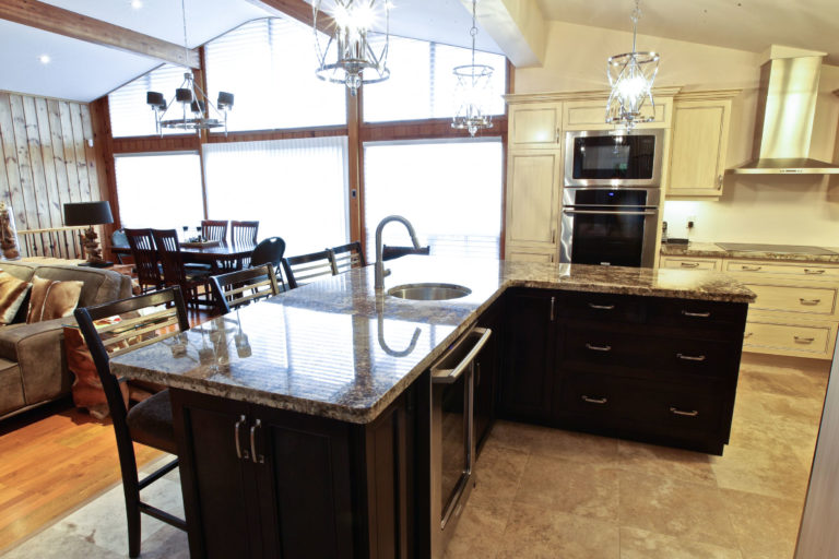 Stoney Lake Kitchen Renovation - 5
