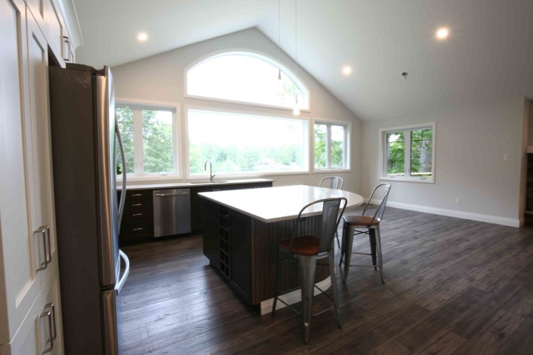 kitchen renovation stoney lake 3