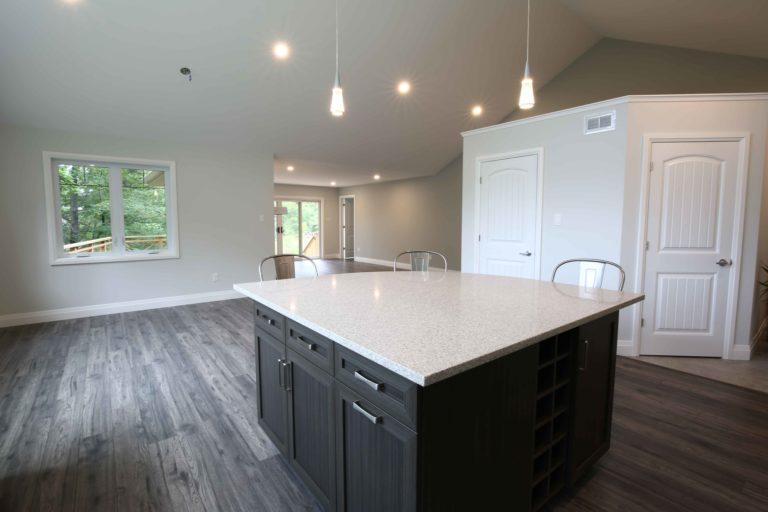 kitchen renovation stoney lake 5