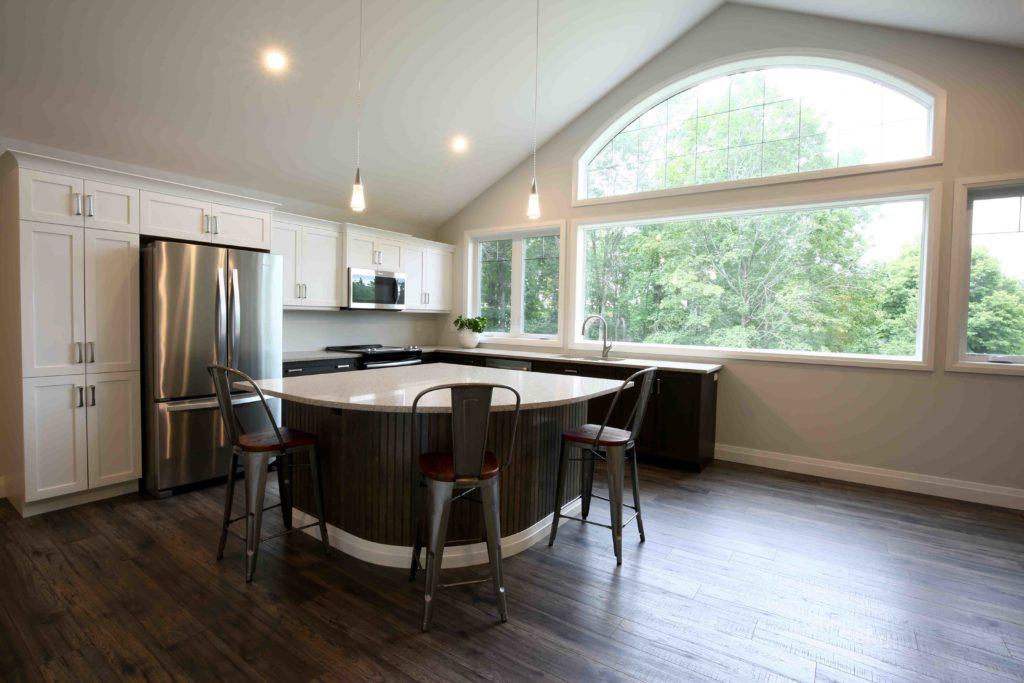 kitchen renovation stoney lake 1