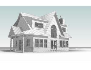 Buckhorn Custom Cottage Design