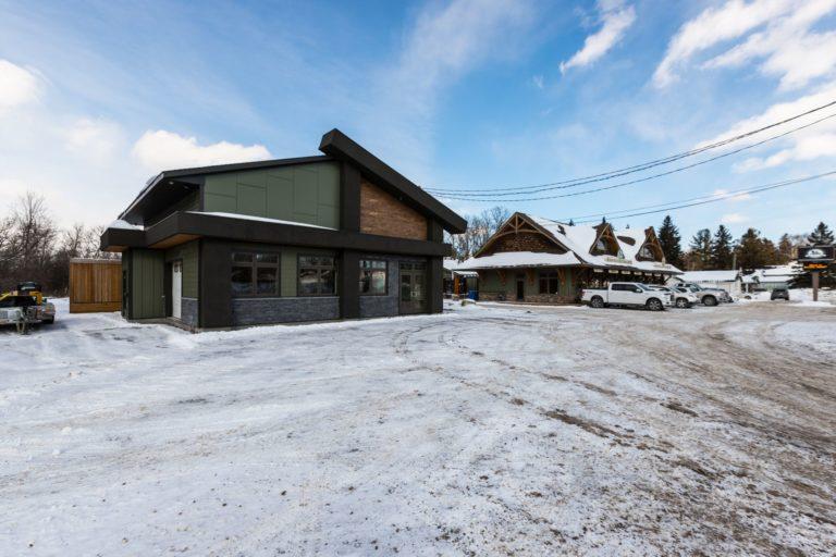 Shop Transformation Lakefield