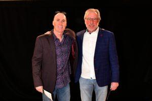 Scott Wootton and Randy Burke