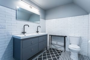 House Renovation - Guest Bathroom