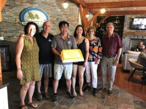 Mario Yee Celebration with Family