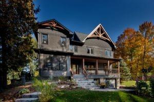 Custom Cottage Renovation - Main Exterior