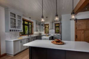 Custom Cottage Renovation - Kitchen