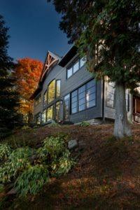 Custom Cottage Renovation - Lakeside Exterior