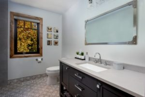 Custom Cottage Renovation - Ensuite