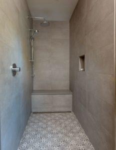 Custom Cottage Renovation - Shower