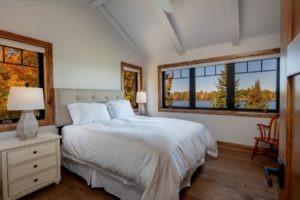 Custom Cottage Renovation - Bedroom